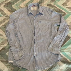 American Eagle Vintage Fit button down shirt 3/$35